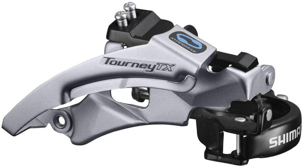 Deragliatore Shimano Tourney TX800 T//Basso//DERAILLEUR TORNEY FRONT TX800