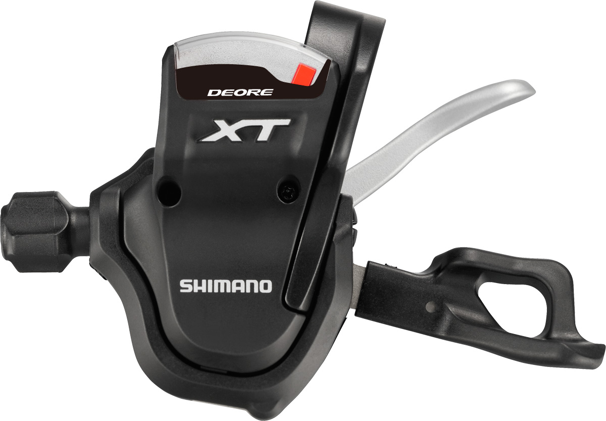 Deore XT Dyna-Sys 10-Speed RapidFire Plus Shifter (Front)