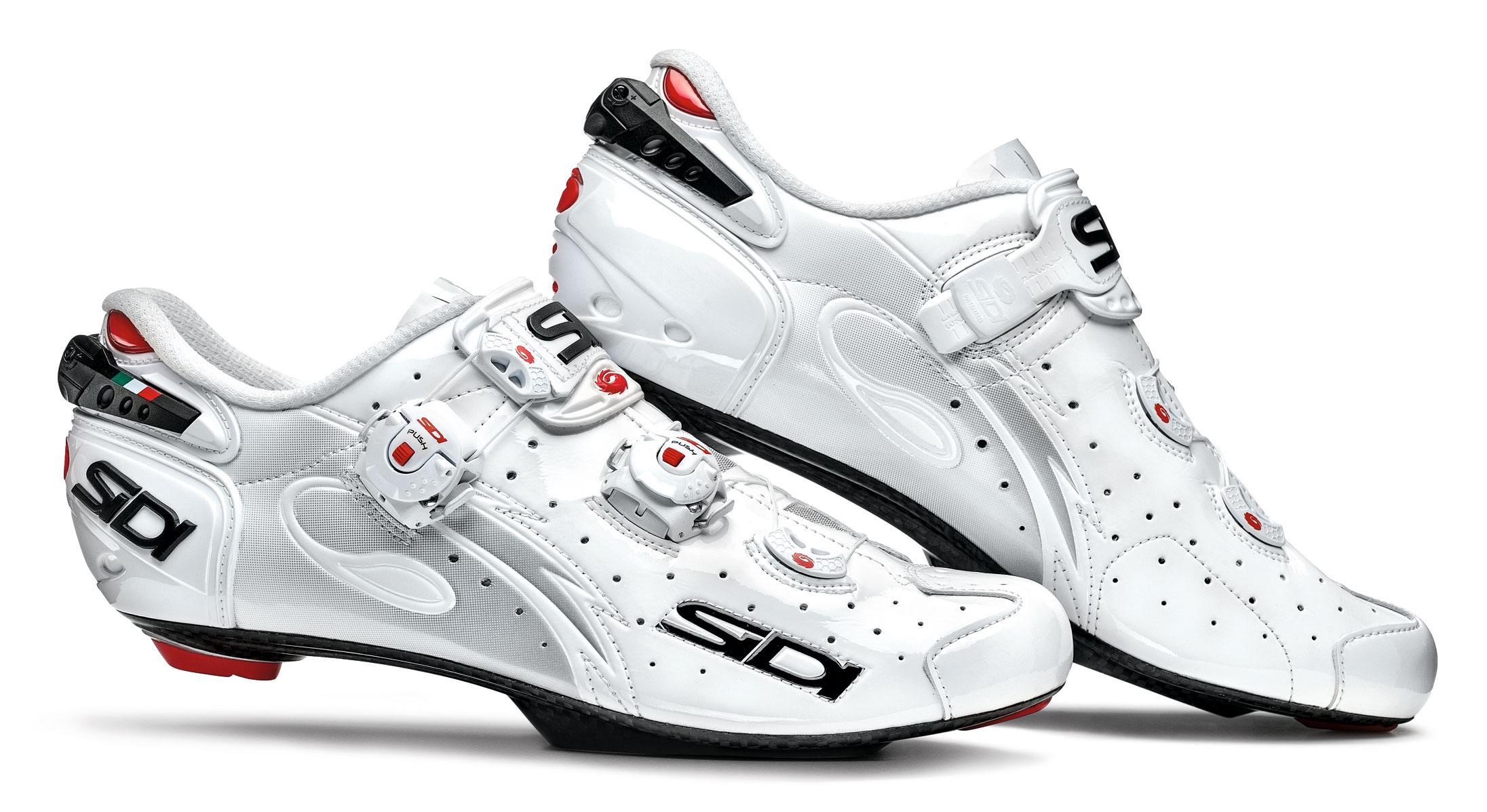 Buckles for Rotating Closure White Sidi Soft Instep 3