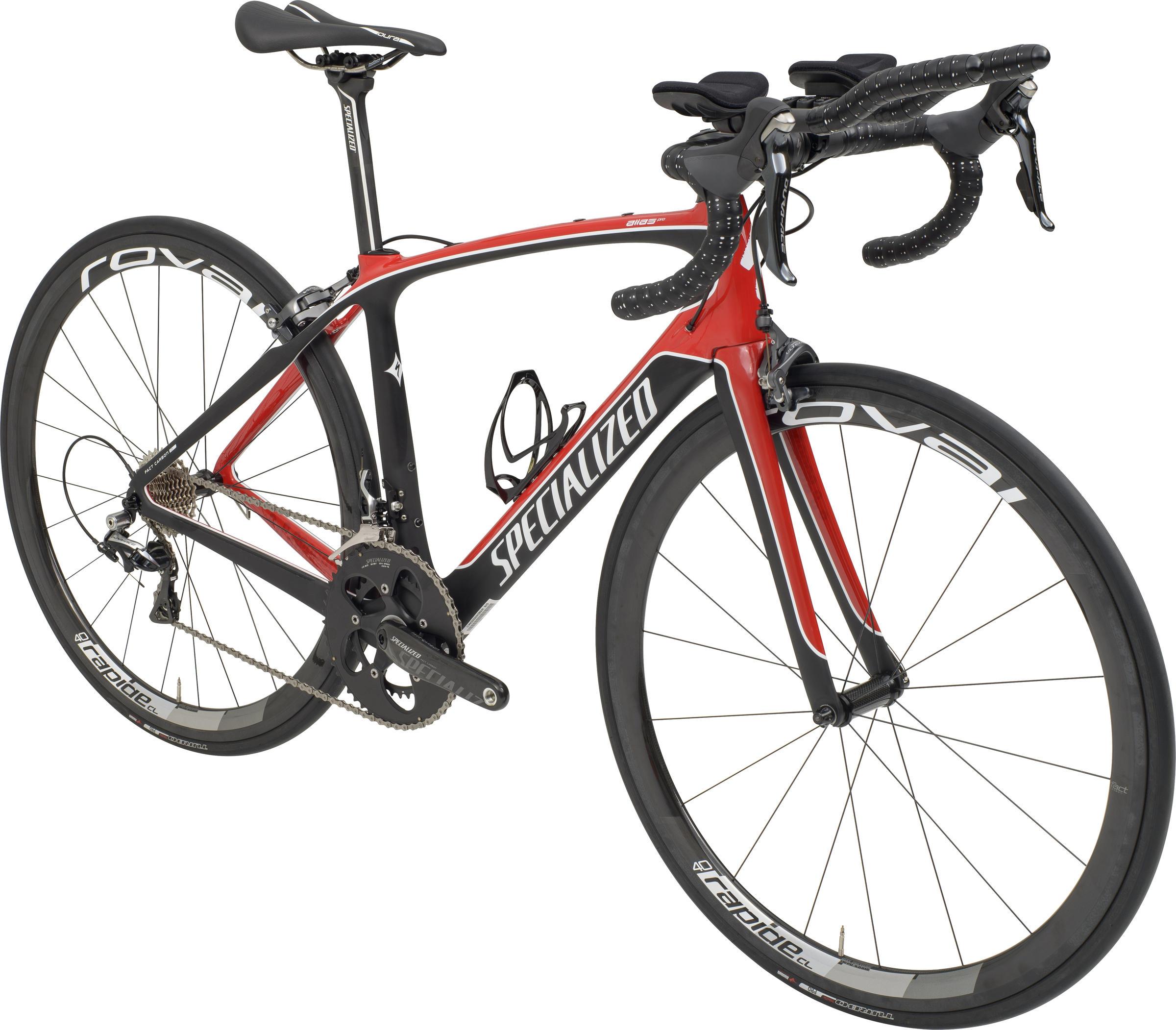 Specialized Alias Pro Tri - Women's - New York City Bike