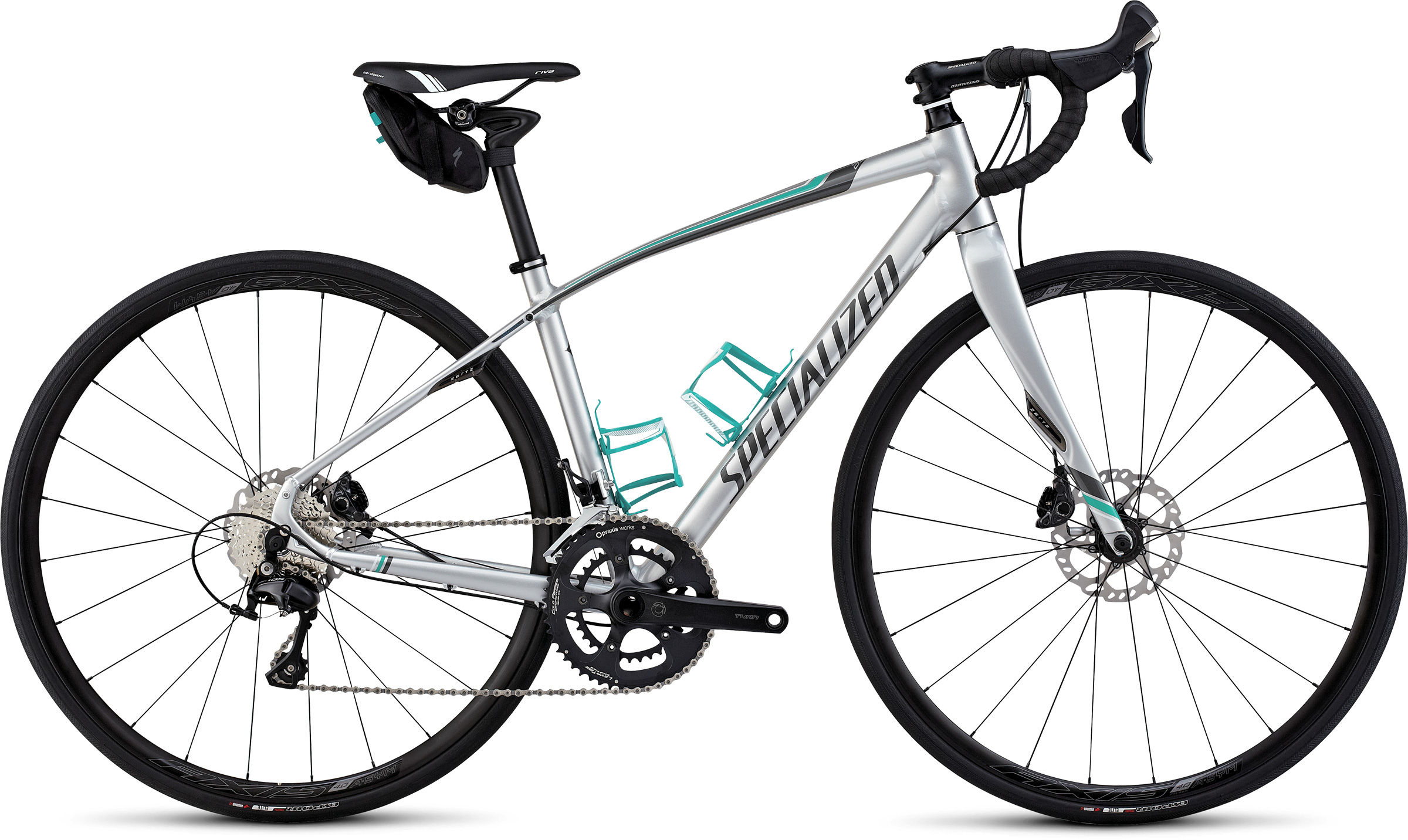Specialized Dolce Comp Disc Eq Women S Rock N Road
