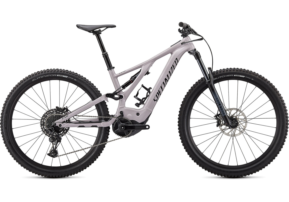 Specialized electric mountain bike