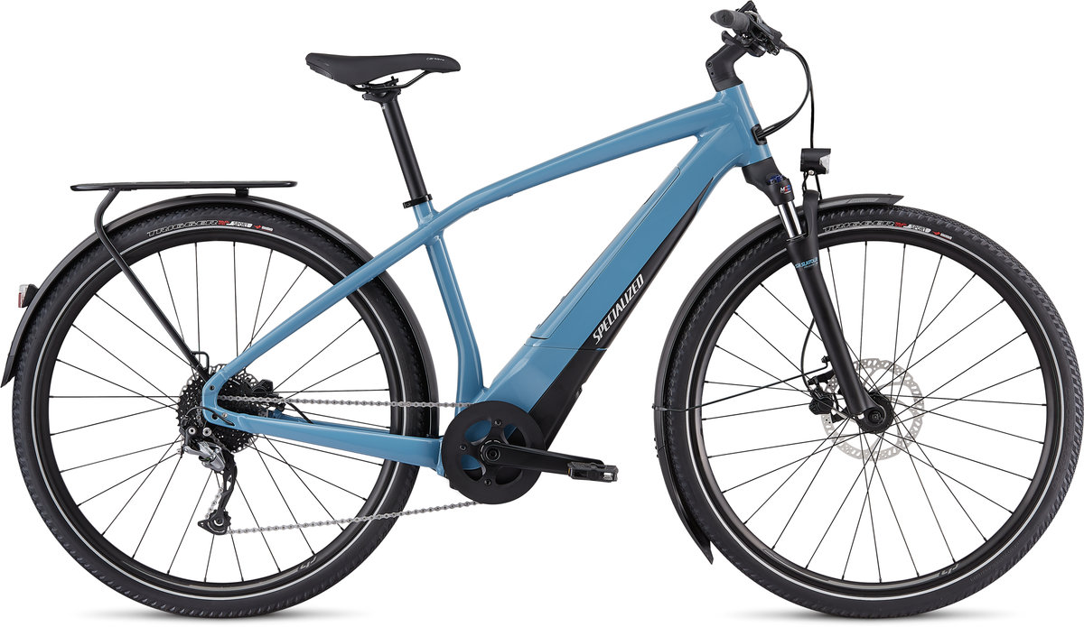 Specialized electric hybrid bike