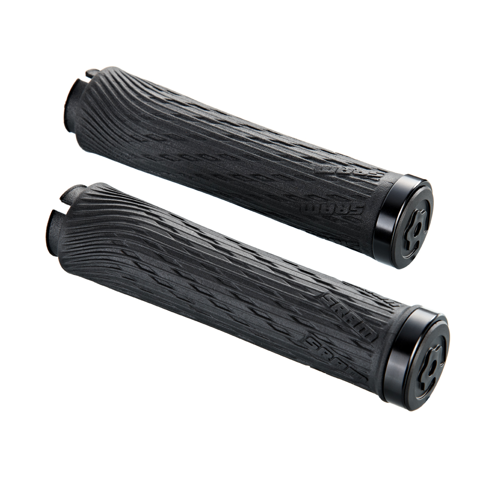 SRAM Grip Shift Bicycle MTB Hybrids Cruiser Bicycle Bike Short Handlebar Grips