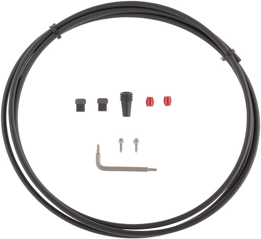 2000 mm noir s/'adapte ETAP et S900 SRAM Tuyau Hydraulique Kit pour Monobloc étrier