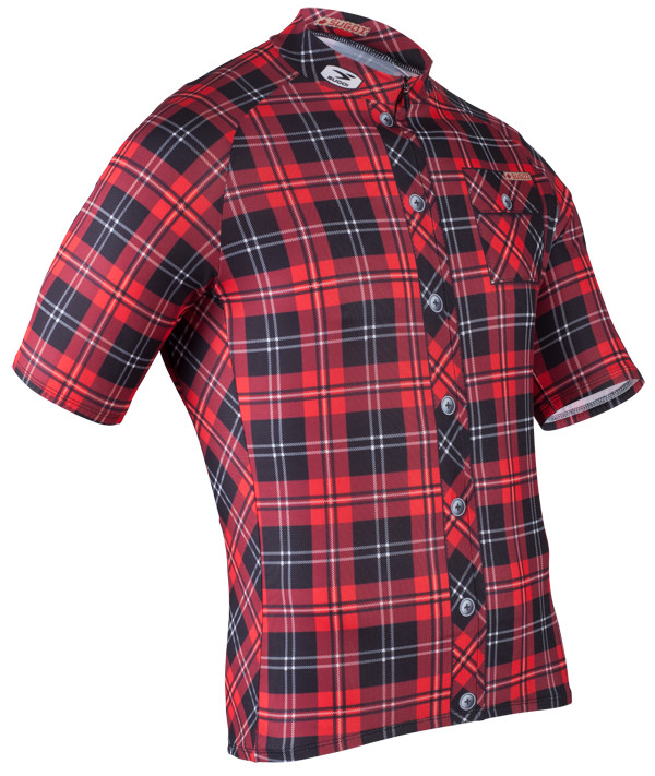 Sugoi Lumberjack Jersey Black Medium