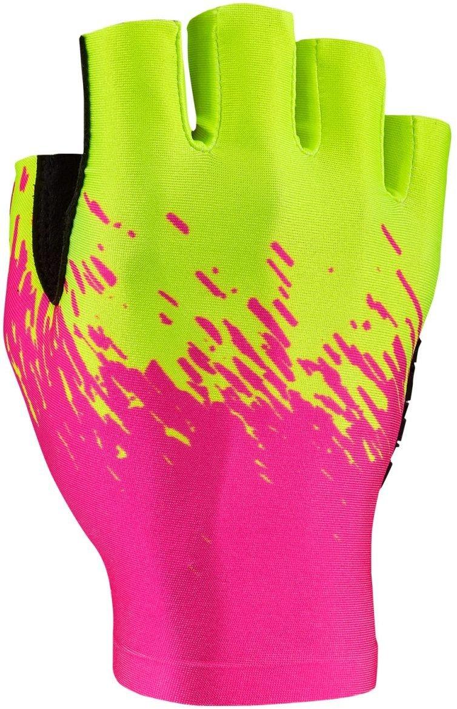 Supacaz Supag Short Gloves Medium Pink Pink