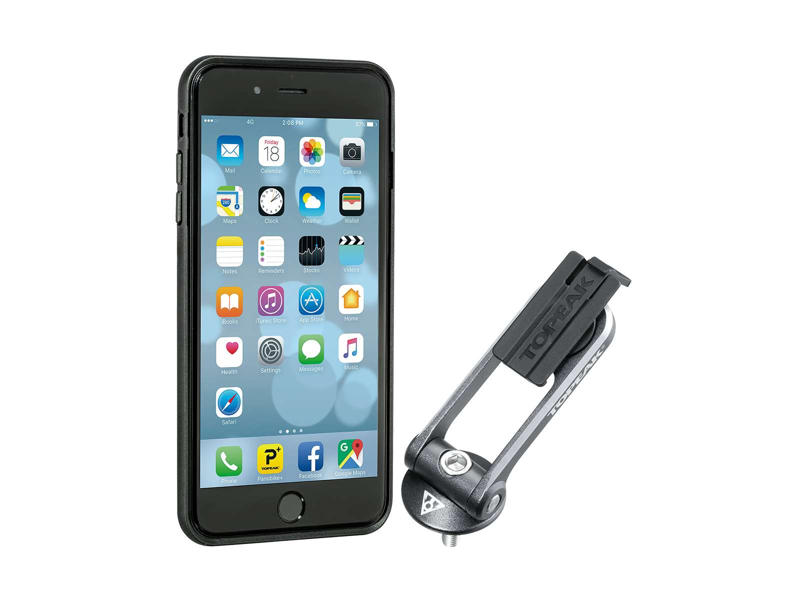 huge discount cdeb7 00ebf RideCase w/Mount (iPhone 6 and 7 Plus)