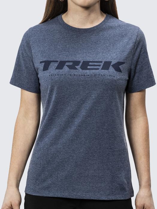 fa710075 Trek Trek Logo Women's Tee - Massachusetts Bike Shop - Landry's Bicycles