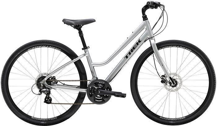 Trek Verve 2 Disc Lowstep Kickstand Bike Shop Beaumont Tx
