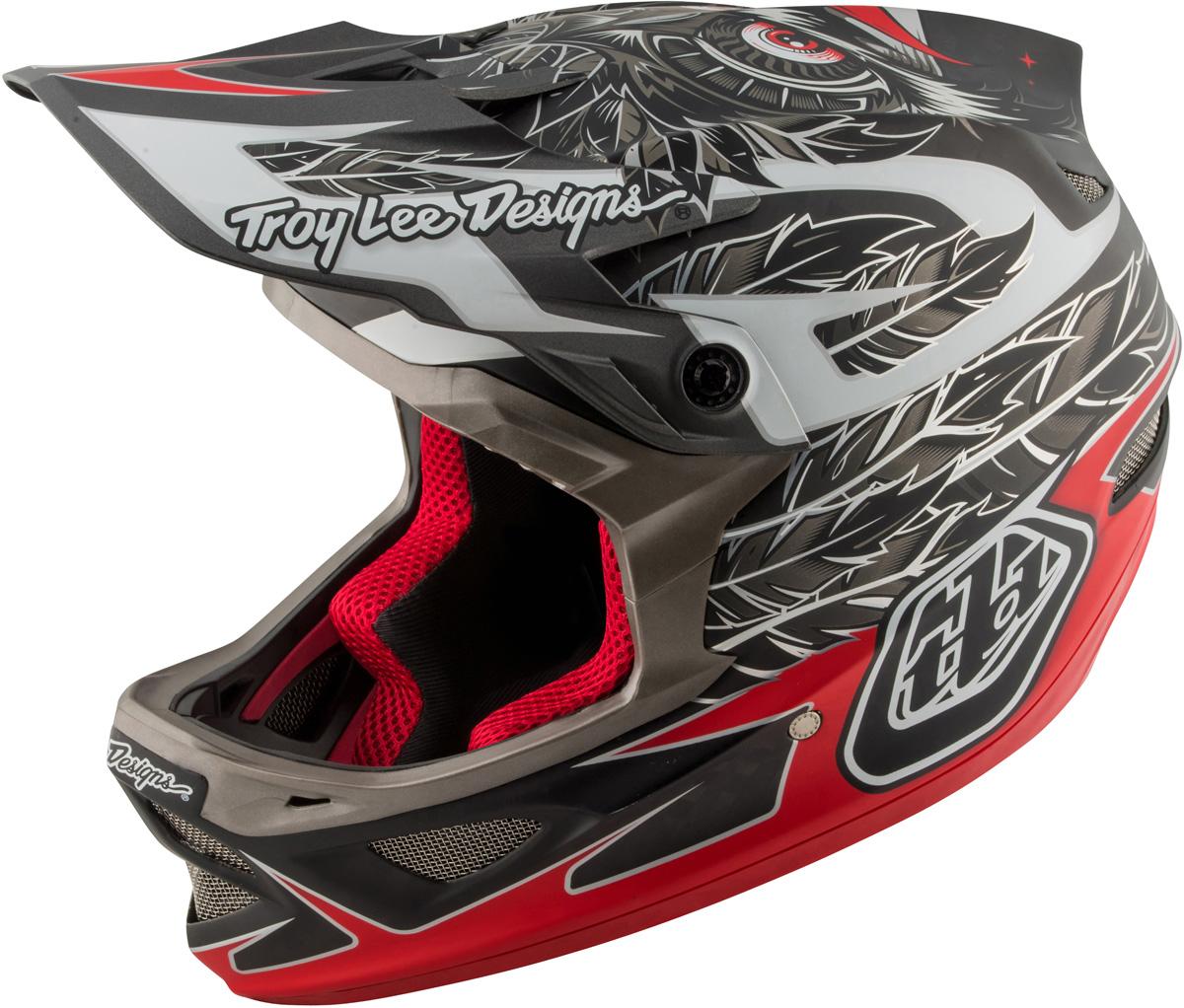 Troy Lee Designs Helmet >> D3 Helmet Nightfall