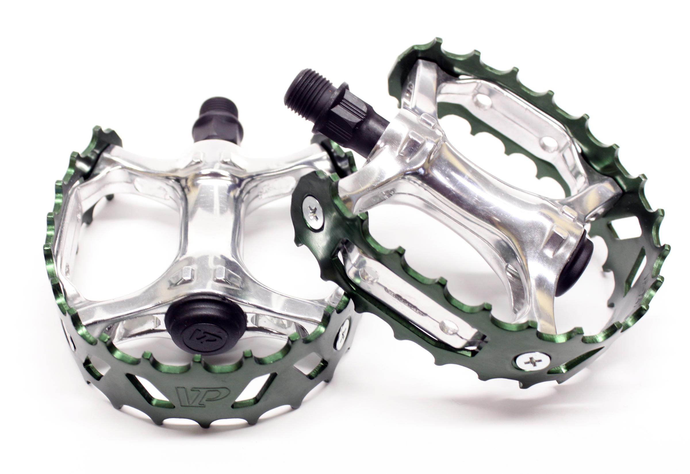 VP Components VP-747 Old School BMX Bike Bicycle Pedals