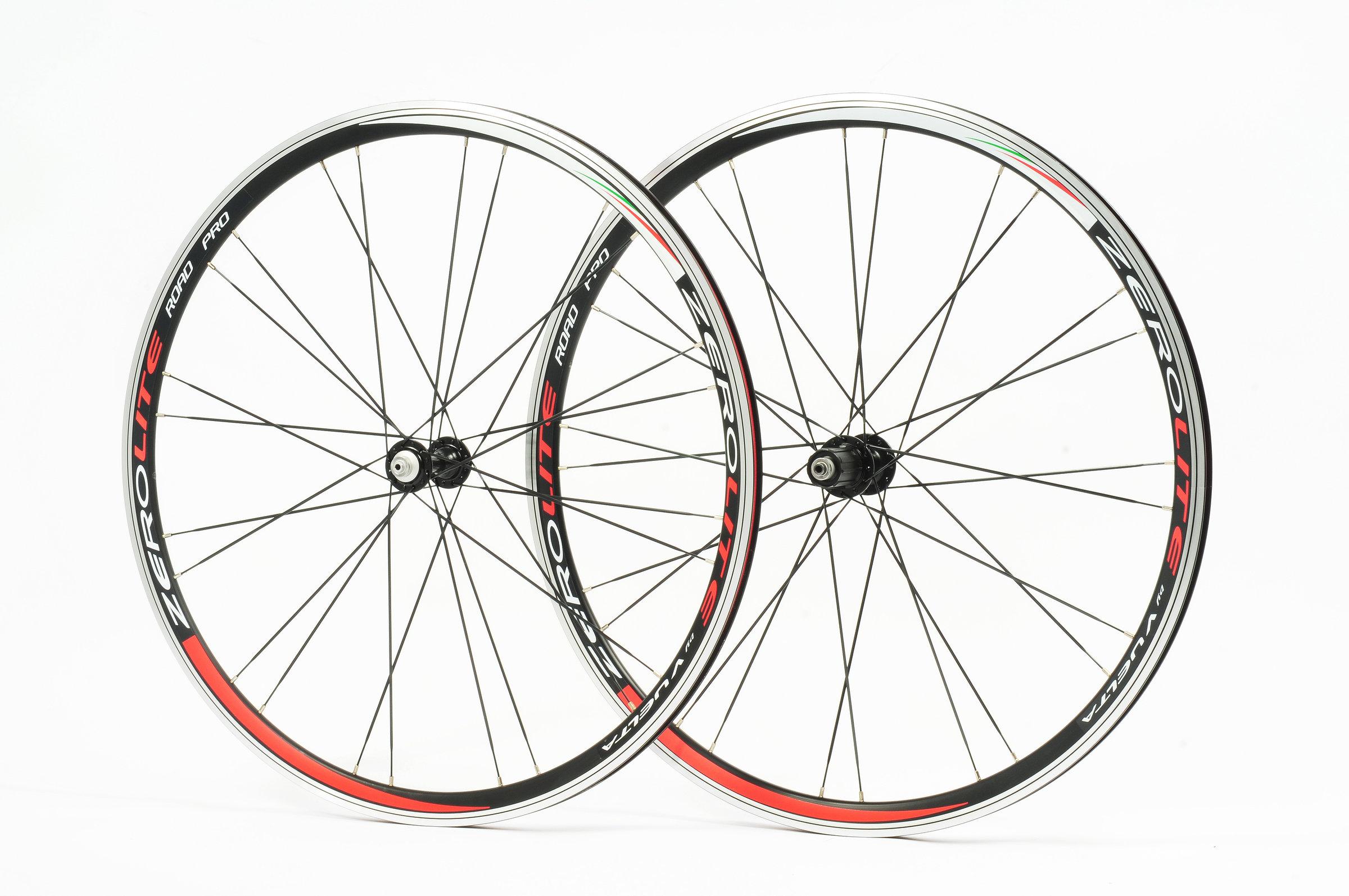 Vuelta Zerolite Road Pro 700c 10sp Wheelset Wheel World Bike Shops