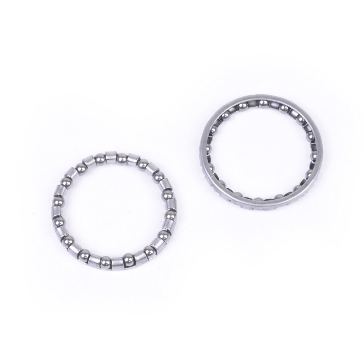 """Pack of 4 Bicycle 1//4/"""" x 7 Hub Ball Bearings With Retainer"""