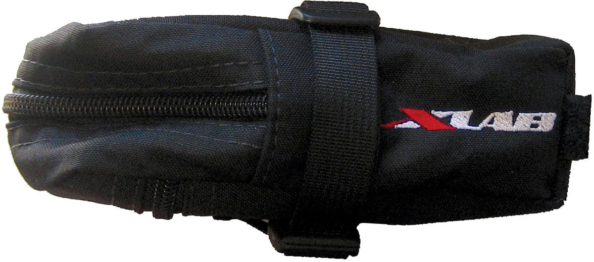 Black XLAB Mezzo Seat Bag