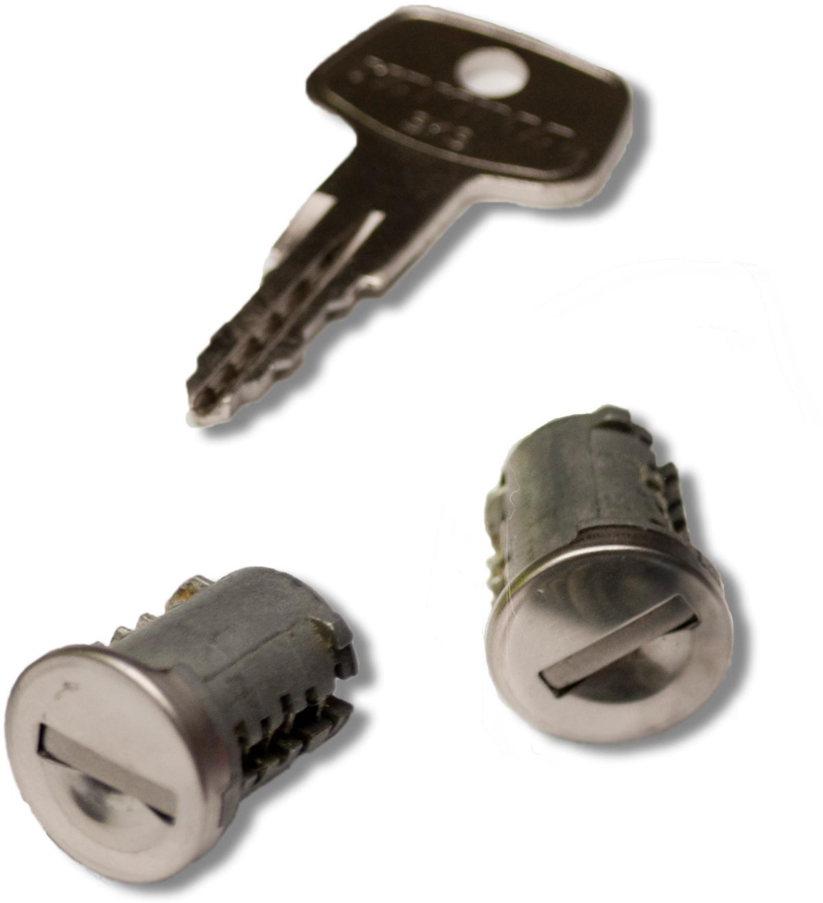 Yakima Sks Lock Cores 2 Pack Progression Cycle