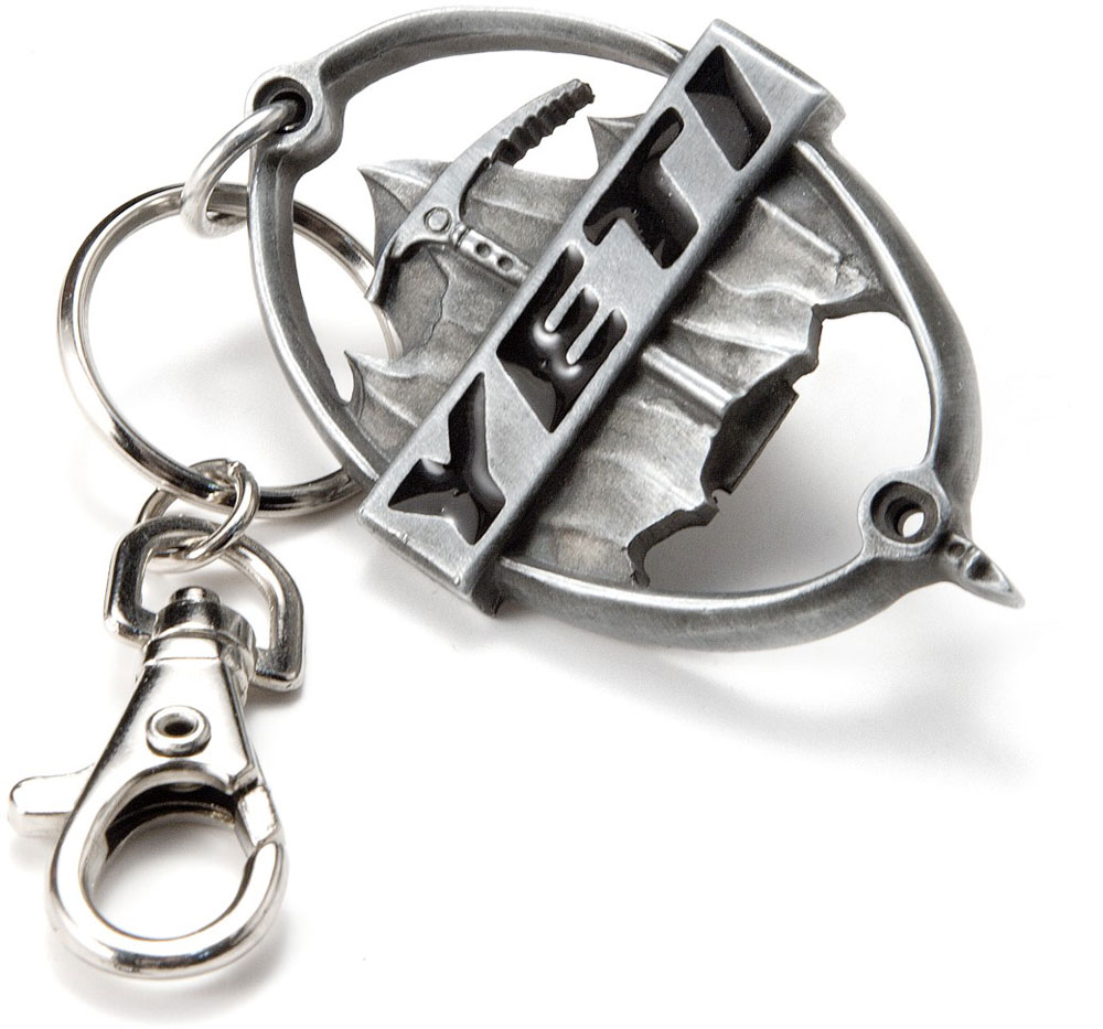 Yeti Cycles Headbadge Keychain Bottle Opener Procycing