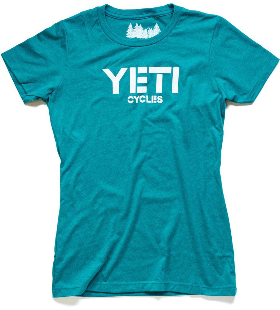 Yeti Cycles Classic Yeti Tee Women S Procycing