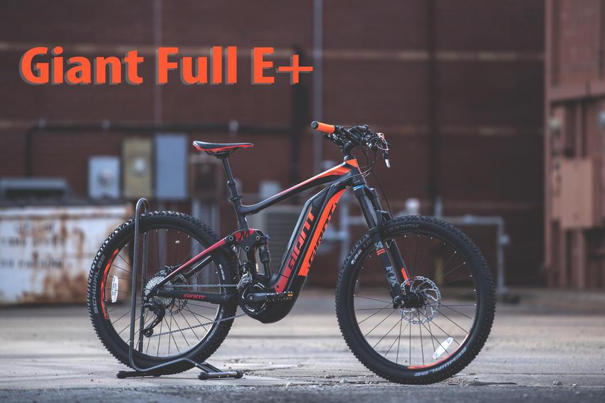 Shop Giant E-Bikes