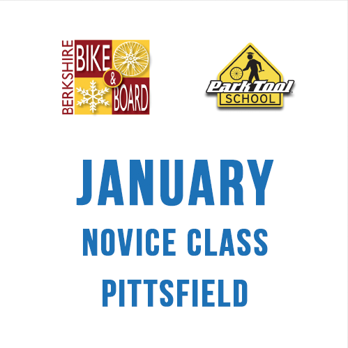 Park Tool Bicycle Repair Park Tool School 4 x 2 hour Class NOVICE JANUARY 2019 - Pittsfield