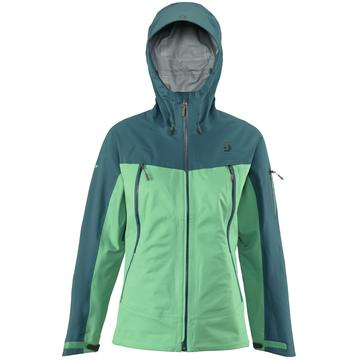 Scott Solute Jacket-Women's Color: Emerald Green/Spruce Green