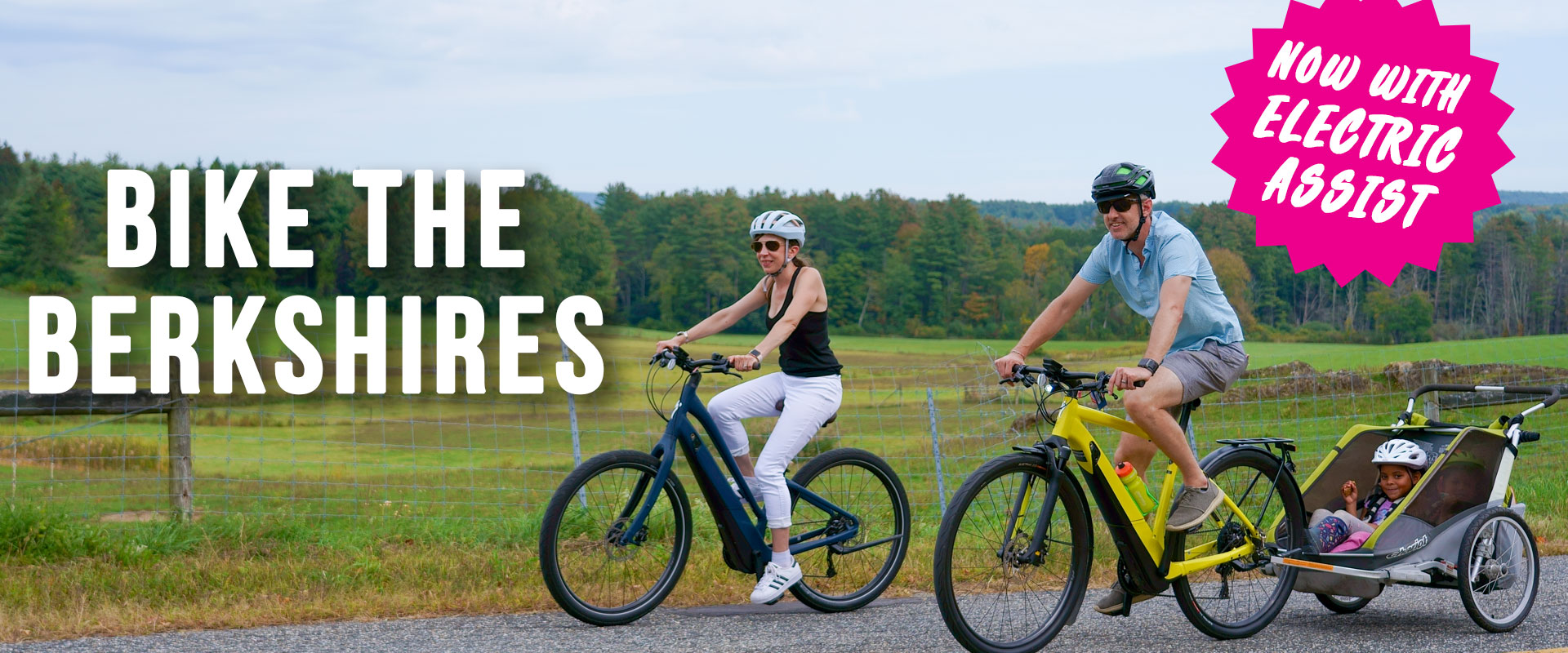 e-bike the berkshires | CLICK FOR OUR E-BIKES