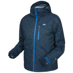 Trespass Everett Mens TP50 Electric Blue Print
