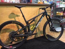 Santa Cruz Blur Carbon CC X01 TRAIL DEMO