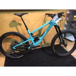 Santa Cruz Bronson Carbon CC X01+ DEMO