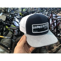 BBB SHREDDIN SINCE 95 - 112 Navy/White/Heather 6 panel trucker