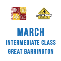 Park Tool Bicycle Repair Park Tool School INTERMEDIATE MARCH 2020 - Great Barrington Tuesday
