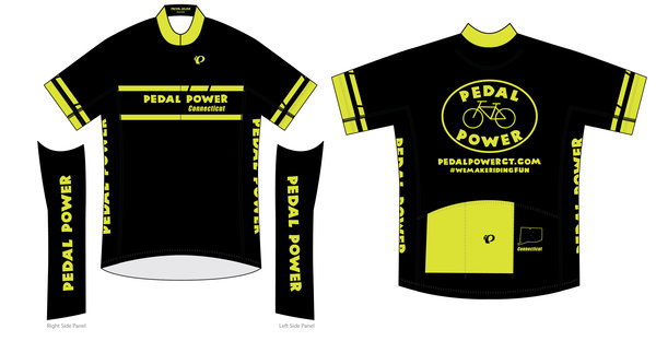 Pearl Izumi Pedal Power Custom Men's ELITE Escape Jersey