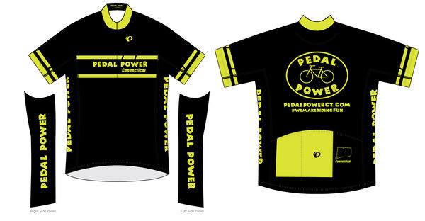 Pearl Izumi Pedal Power Men's Custom Kit Pre-Order