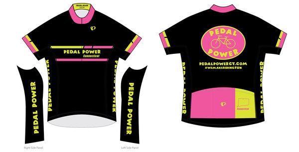 Pearl Izumi Pedal Power Custom Women's ELITE Escape Jersey