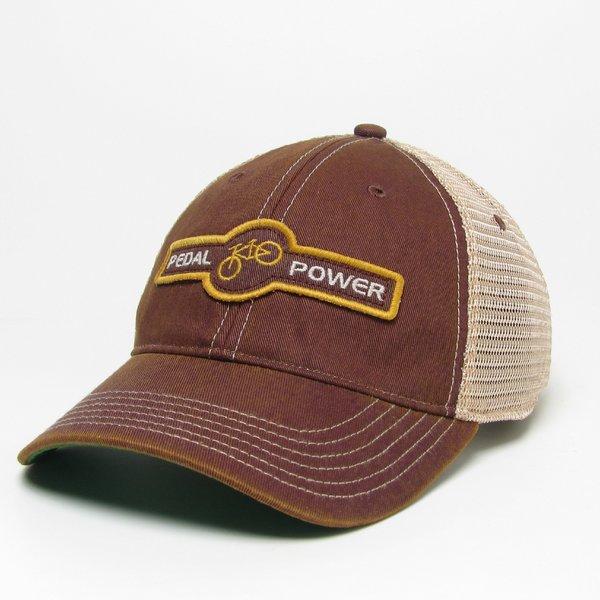 League Legacy Pedal Power Trucker Hat