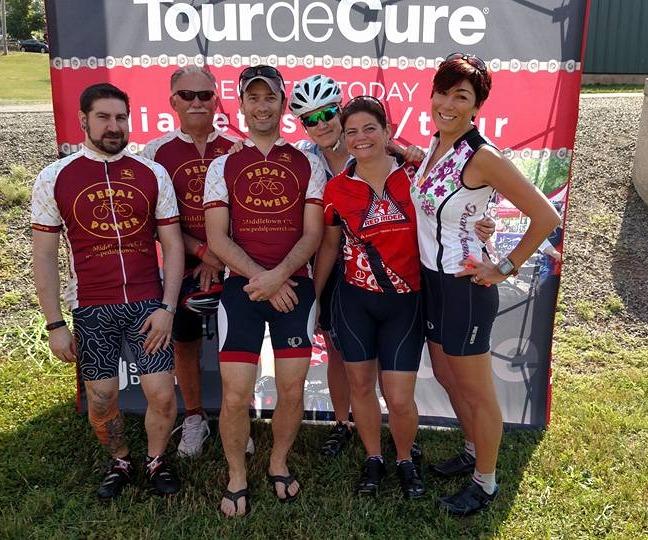 Tour De Cure Charity Ride