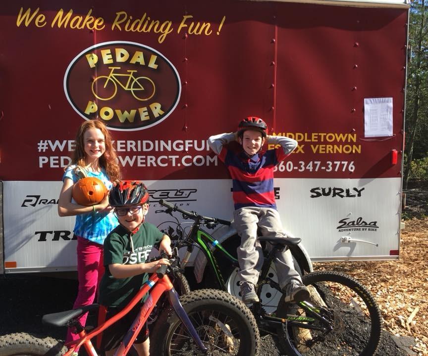 Kids Mountain Bike Demo Day