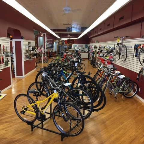 Pedal Power CT Middletown Main Showroom