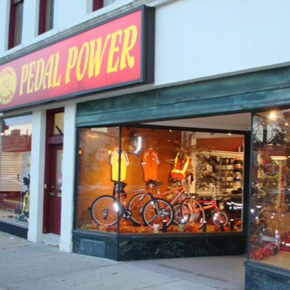 Pedal Power CT Middletown Storefront