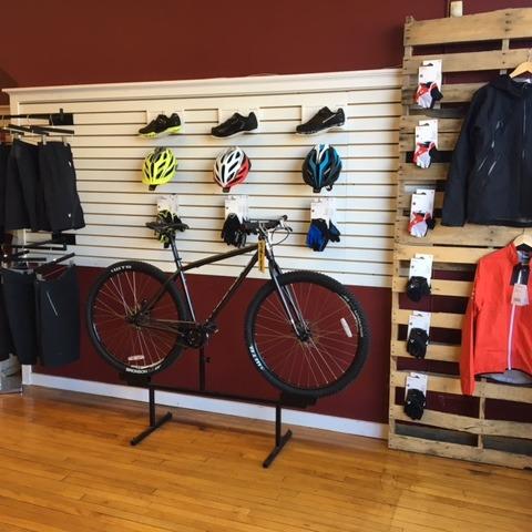 Pedal Power CT Middletown Mountain Bike Display