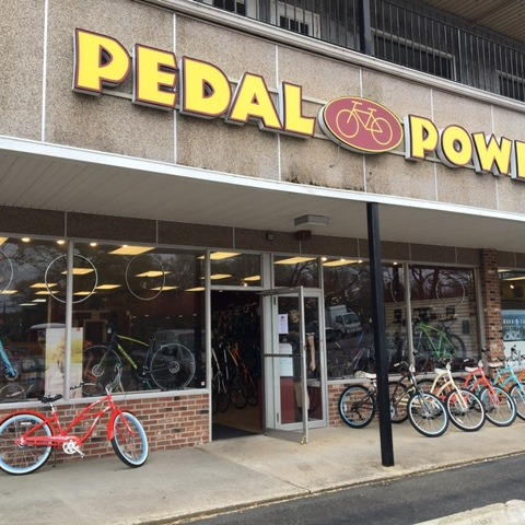 Essex Pedal Power CT Store front Exterior