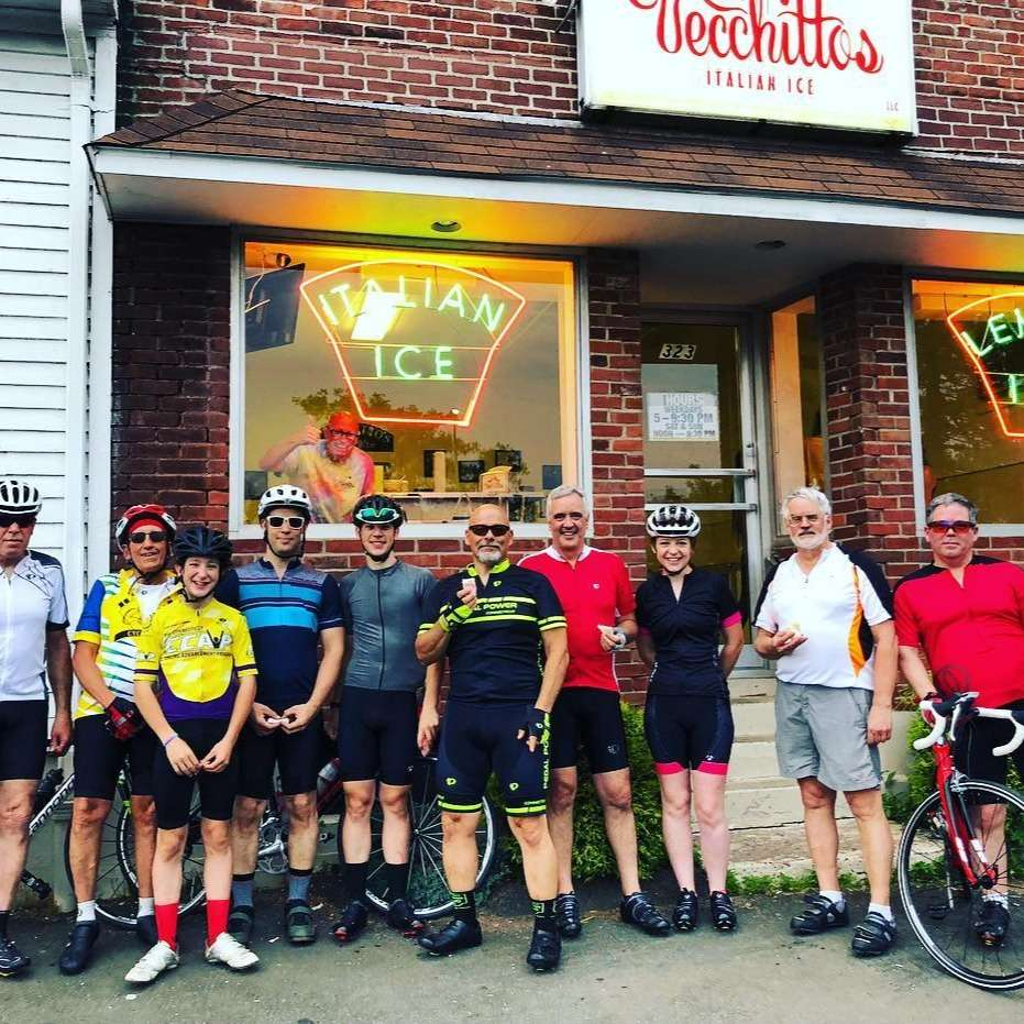 Pedal Power CT Middletown Group Road Riders