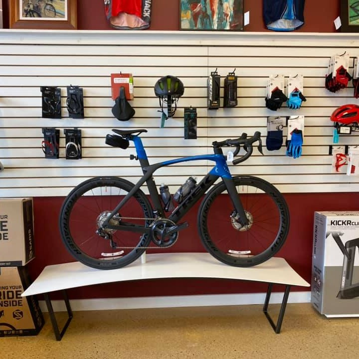 Pedal Power CT Essex Bike Accessory Display
