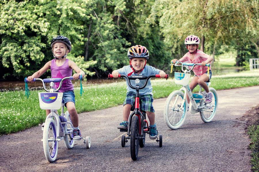 Pedal Power Kids Trade Up Program