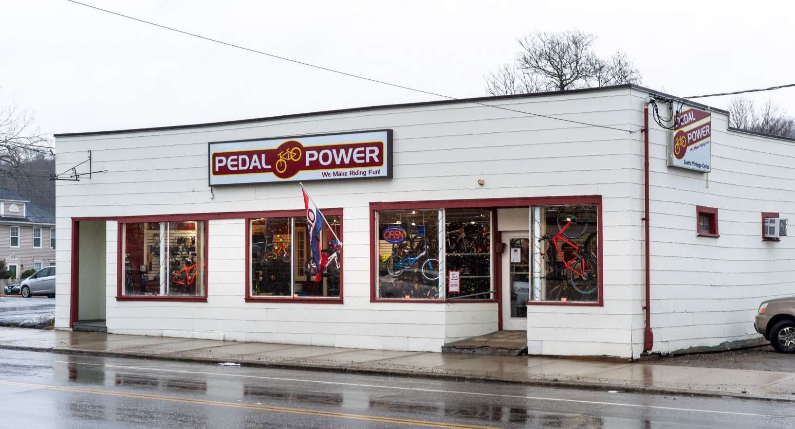 Pedal Power Willimantic