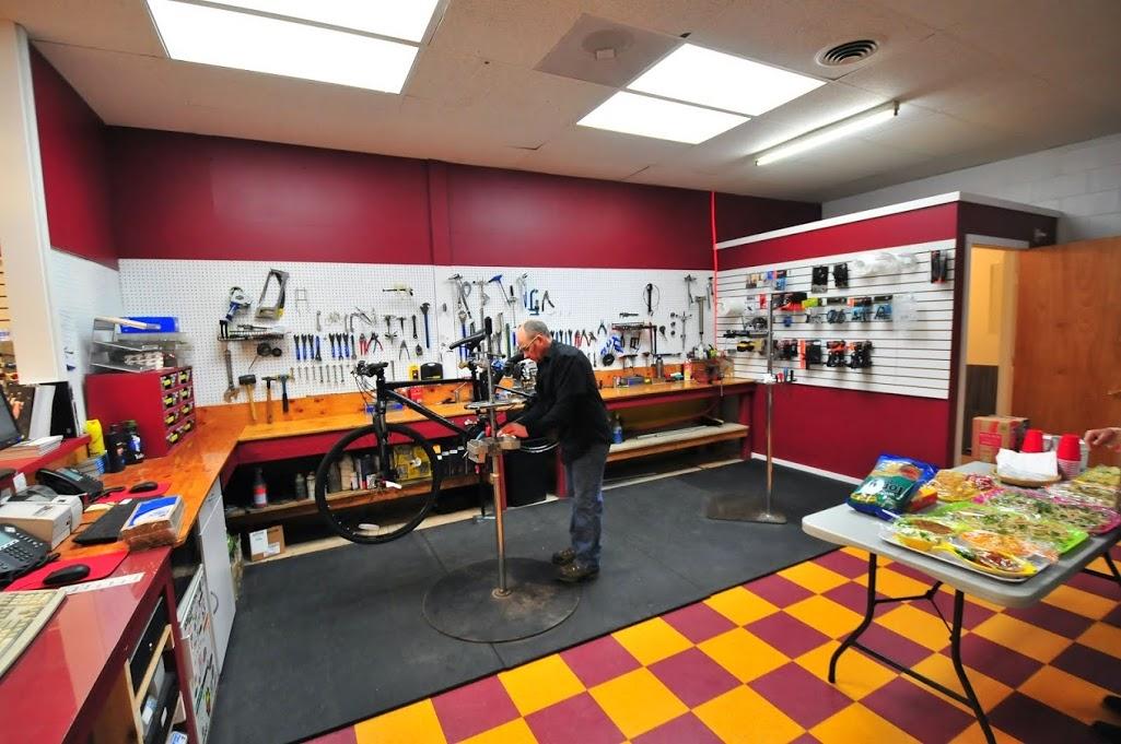 Bike Repair- Pedal Power Essex Todd