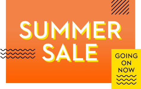Summer Sale- Going On Now