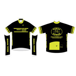 Pearl Izumi Pedal Power Custom Men's ELITE Escape Jersey