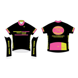 Pearl Izumi Pedal Power Custom Women's ELITE Escape Jersey
