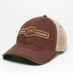 League Legacy Pedal Power Trucker Hat